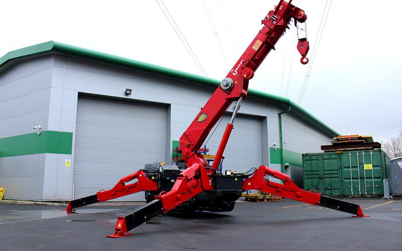 5c67f7ade8f625 UNIC URW-706 CDMER - Used Mini Cranes - Used Mini Cranes for Sale ...