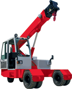 Used Galizia Pick and Carry Cranes for Sale
