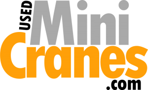 Used Mini Cranes for Sale in Sweden